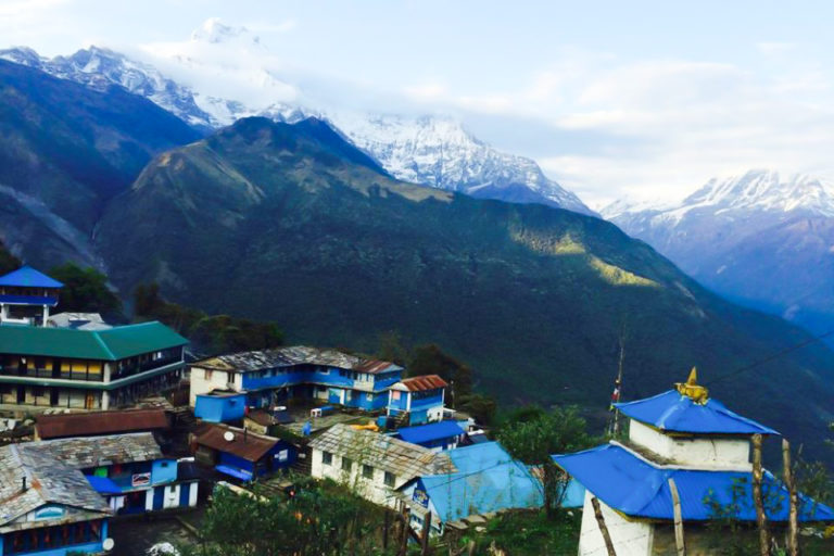 Camp de base de l'Annapurna en 12 jours