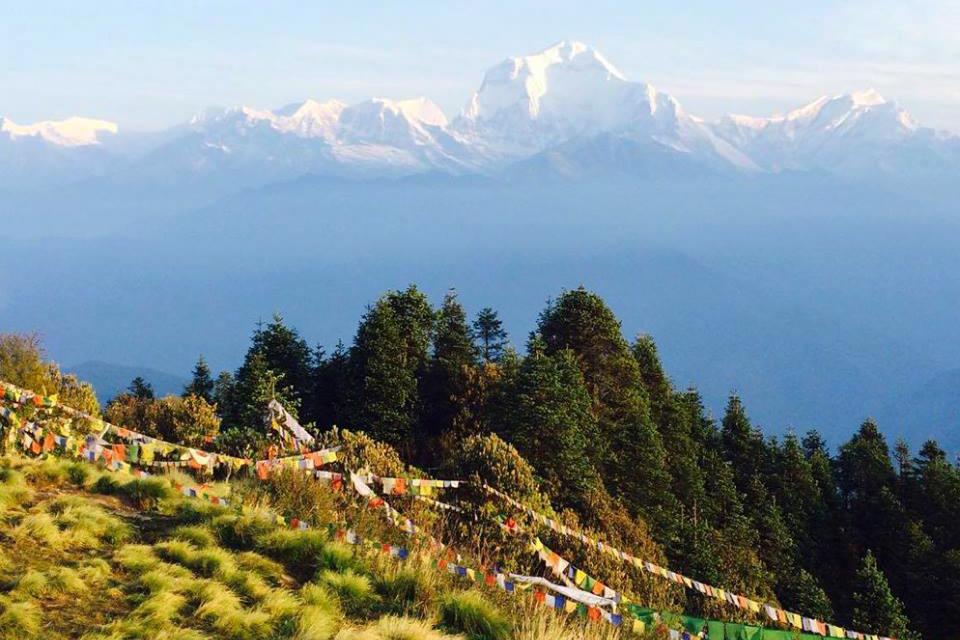 Camp de base de l'Annapurna en 14 jours