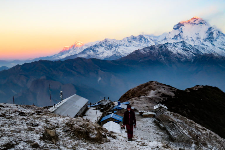 Khopra Trek – Poon Hill – Muldai en 13 jours