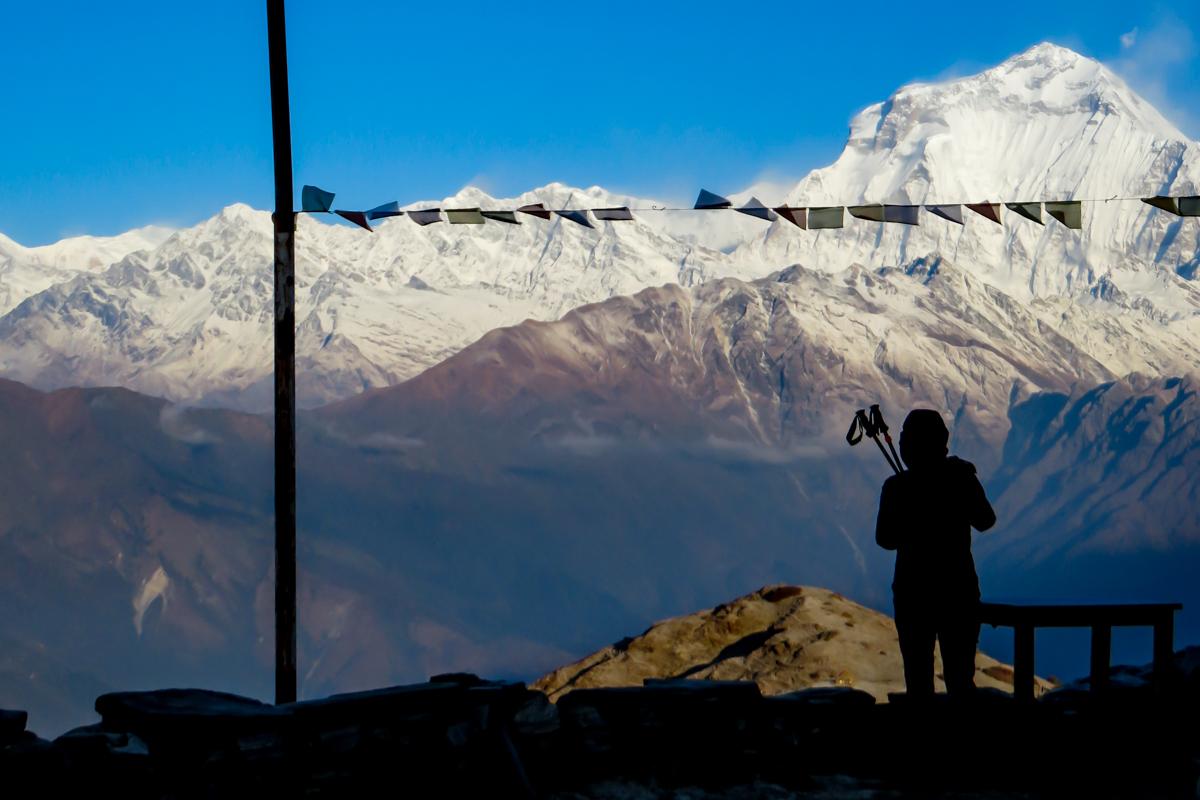 Trek de Ghorepani – Poon Hill en 9 jours