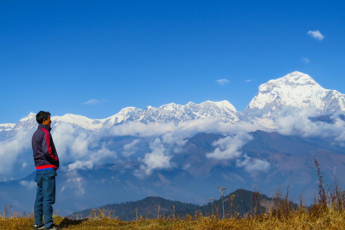 Trek de Mardi Himal en 14 jours