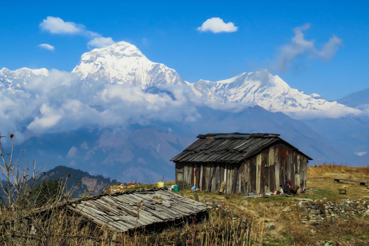 Trek de Mardi Himal en 10 jours
