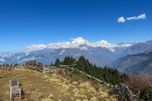 Trek de Ghorepani – Poon Hill en 7 jours