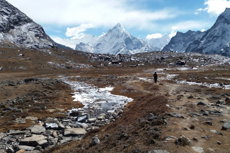 Camp de base de l'Everest en 15 jours
