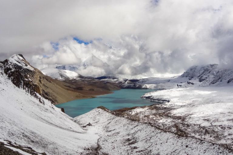Trek de Naar-Phu + Tour des Annapurnas par le Lac de Tilicho en 20 jours