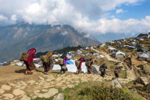 Tour du Manaslu par Arughat en 14 jours