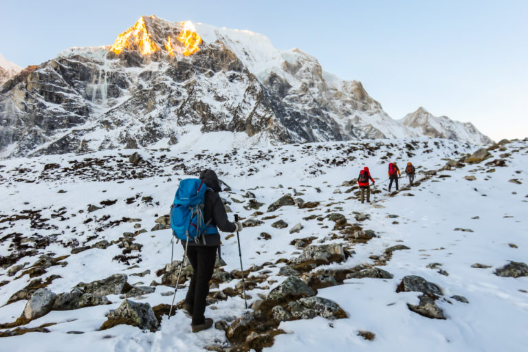 Trek d'Island Peak en 13 jours