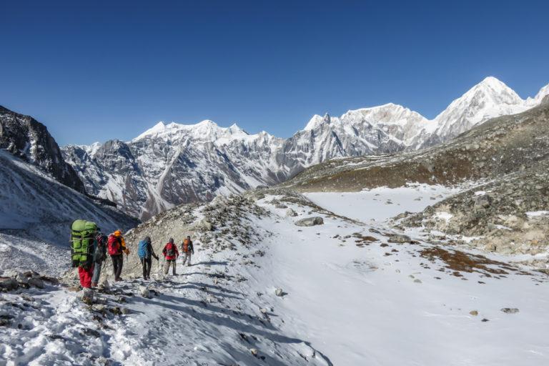 Tour du Manaslu + Tour des Annapurnas en 22 jours