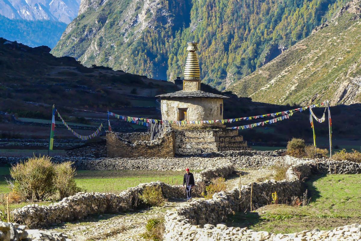 Trek de la Tsum Vallée ou «Bouddhiste Culture Trek» en 17 jours