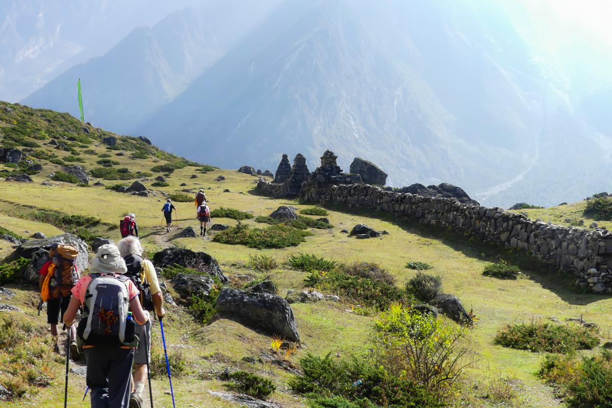 Trek de la Tsum Vallée + tour du Manaslu en 23 jours
